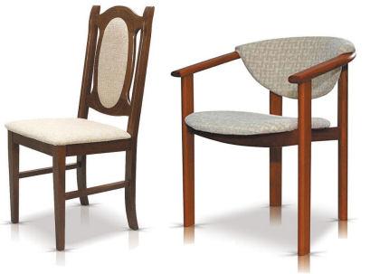 židle Strakoš