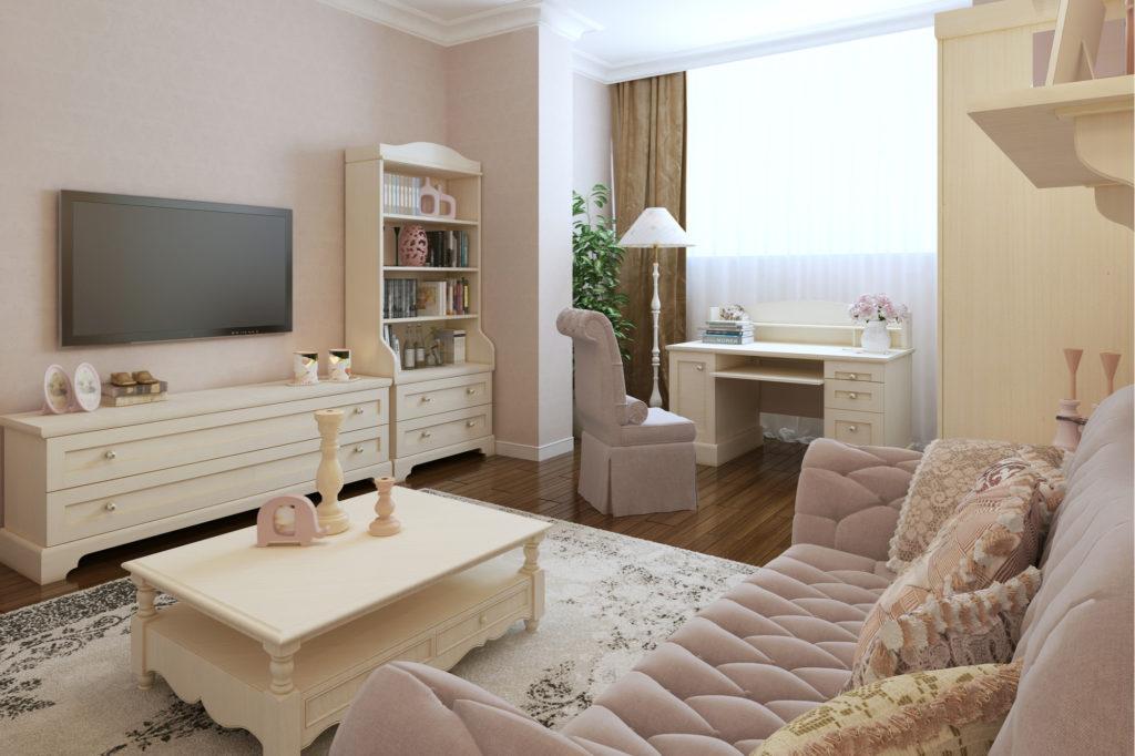 Italský nábytek na míru – Creative Commons (shutterstock.com)