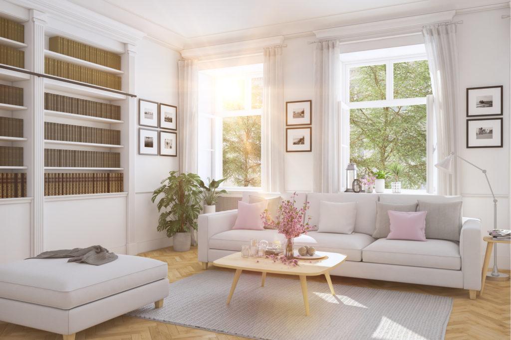 Hledáte inspiraci pro jarní interiér – Creative Commons (shutterstock.com)