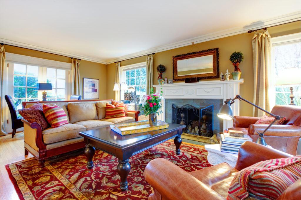 Výběr barev je klíčový pro náladu každého interiéru – Creative Commons (shutterstock.com)